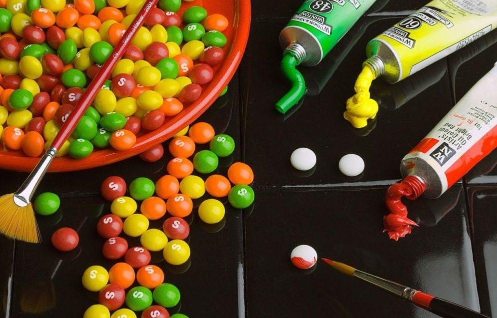 психология цвета в рекламе